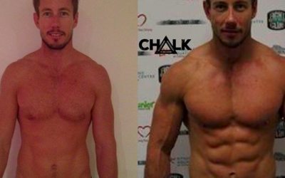 Drop 5% Body Fat and Gain 4kg of Muscle