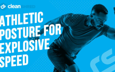 Athletic Posture for Explosive Speed